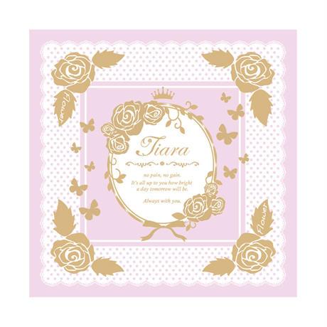 Tiara Spring Tourハンカチ(PINK)