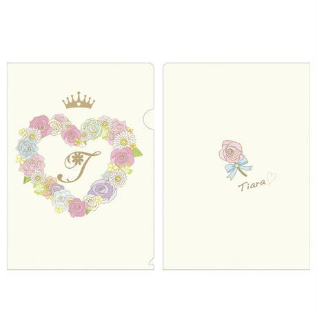 Tiara Spring Tourクリアファイル