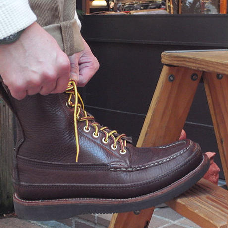 RUSSELL MOCCASIN / BIRD SHOOTER