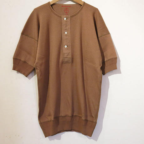 OLDE HOMESTEADER / HENLY NECK SHORT SLEEVE / SWEDISH ARMY RIB