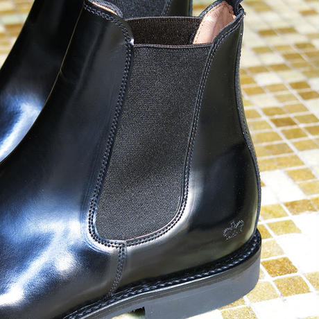 SANDERS / Military Chelsea Boots