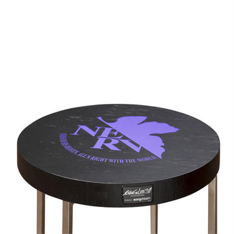 EVANGELION Side Table (purple)