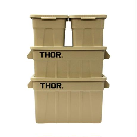 """Thor Large Totes With Lid """"53L"""""""