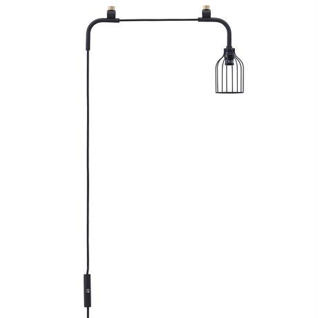 007 Lamp A - Black