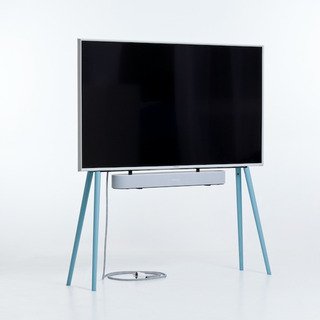 JALG TV STAND/ REGULAR - OAK BLUE
