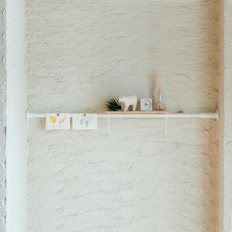 004 Shelf A - White