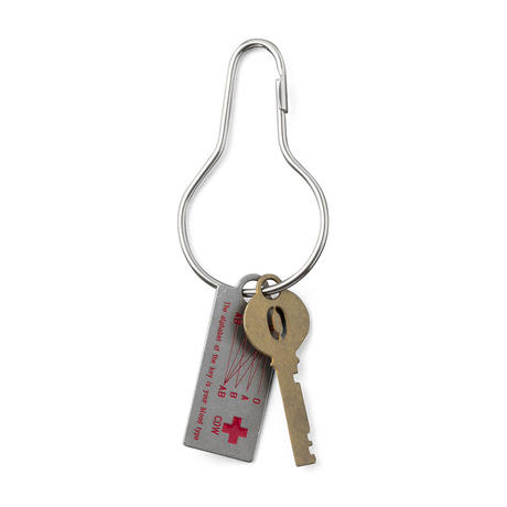 blood type key plate