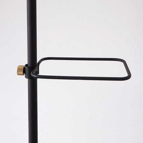 017 Shoes Rack - Black