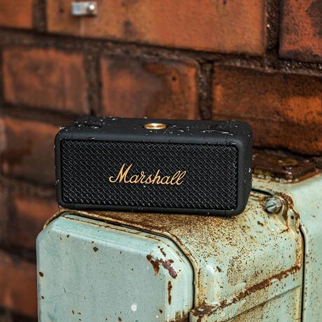 Marshall - EMBERTON Black&Brass