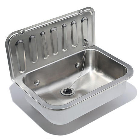 Utility sink - Stainless steel