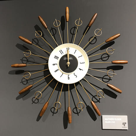 MATHEW CLOCK
