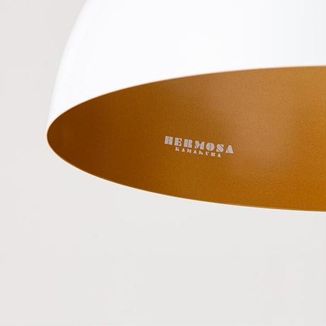 COPEN PENDANT LAMP - White Lsize