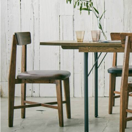 CHINON CHAIR - LEATHER