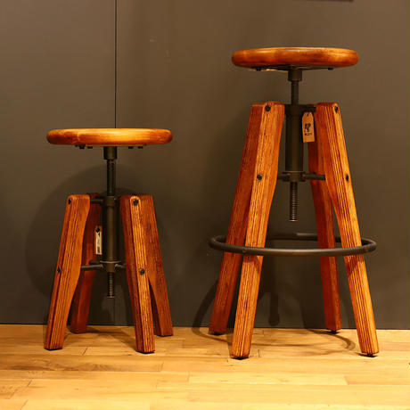 IRVIN STOOL HIGHT