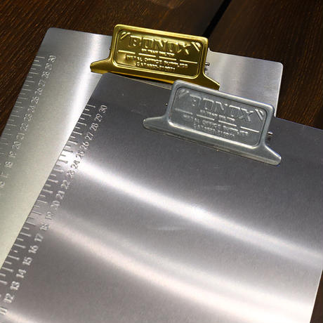 Metal clip board - A4 Galvanized
