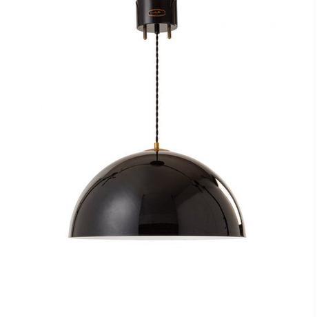 COPEN PENDANT LAMP - Black Lsize