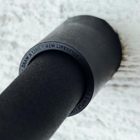 001 Tension Rod A - Black