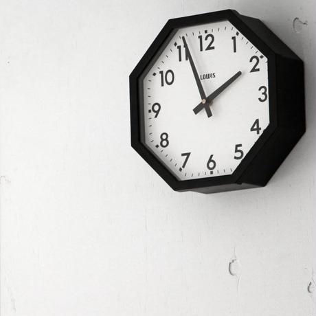 Lowis Octagon Clock