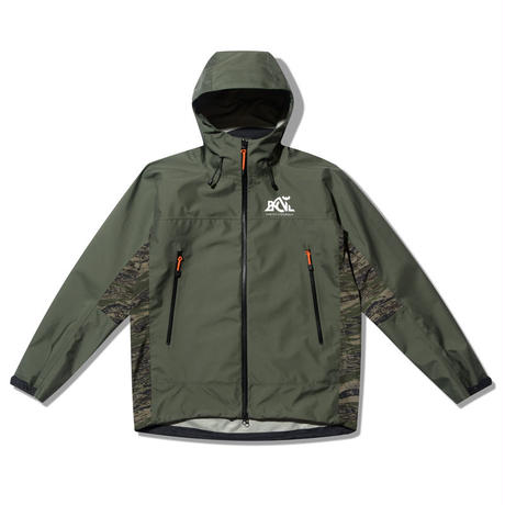 BackChannel-NYLON 3LAYER MOUNTAIN PARKA