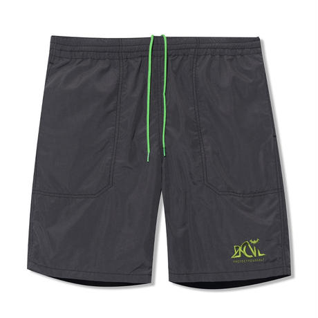 Back Channel-OUTDOOR NYLON SHORTS