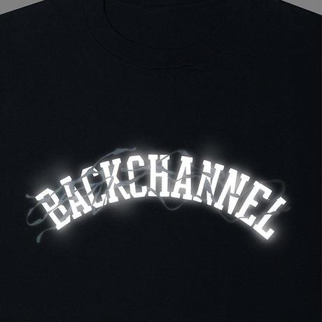 Back Channel-SMOKE COLLEGE LOGO T