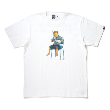 """APPLEBUM × UNDEFEATED """"Clean Up"""" S/SL TEE"""