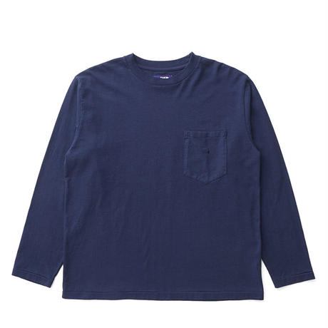 7oz L/S Pocket Tee  NT3961N