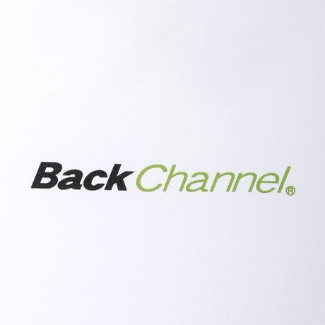 Back Channel-STRETCH LIGHT LONG SLEEVE T