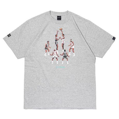 "Chicago vs Portland '92"" T-shirt [H.Gray]"