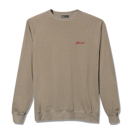 BackChannel-RAGLAN CREW SWEAT