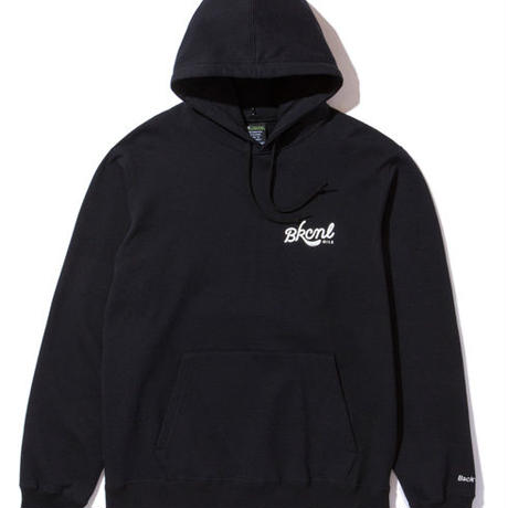 "BackChannel ""OIL LOGO PULLOVER PARKA"""