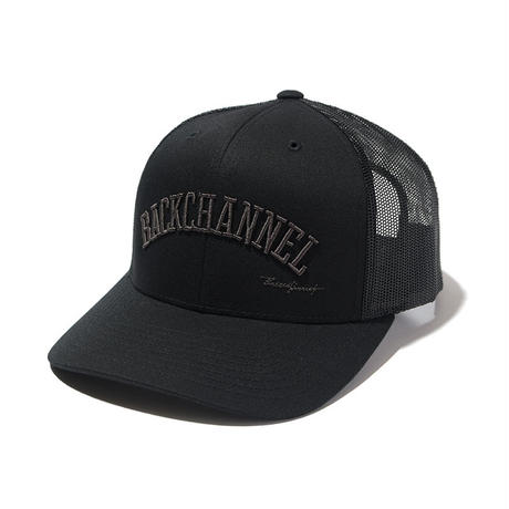 Back Channel-COLLEGE LOGO MESH CAP