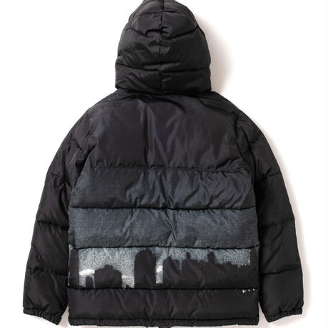 """QB"" Innercotton Hood Jacket"