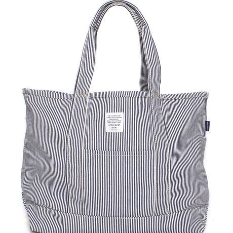 Hickory Stripe Big Totebag