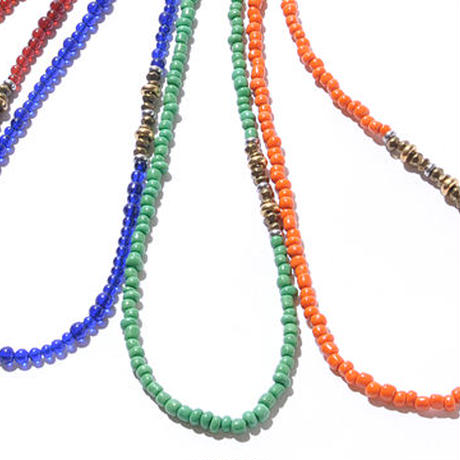 "BackChannel ""BEADS NECKLACE """