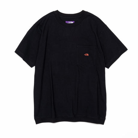 High Bulky H/S Pocket Tee   THE NORTH FACE PURPLE LABEL  NT3112N