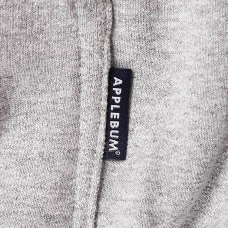 "APPLEBUM ""Cube Logo Sweat Parka [H.Gray]"""