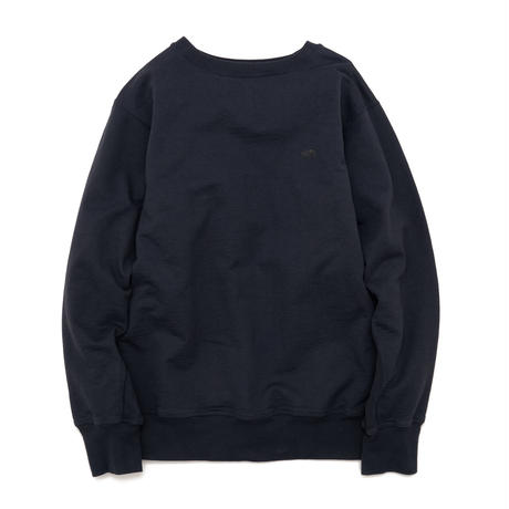 10oz Mountain Crew Neck Sweat THE NORTH FACE PURPLE LABEL-NT6903N