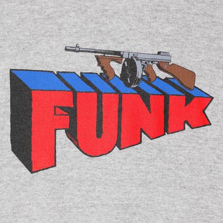 "APPLEBUM ""Machine Gun Funk"" Sweat Parka [H.Gray]"
