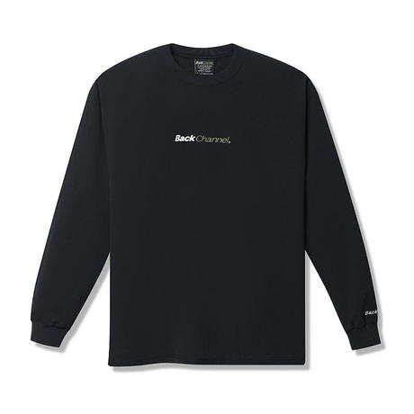 Back Channel-WIDE STRETCH LIGHT LONG SLEEVE T