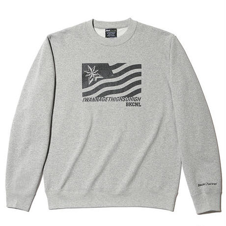 "BackChannel ""FLAG CREW SWEAT"""