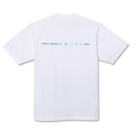 Back Channel-FOIL LOGO T