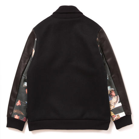 "APPLEBUM ""Bronx Last Supper"" Stadium Jacket"