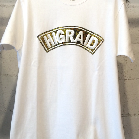 """visual reports """"REAL HIGRAID ARCH TEE"""""""