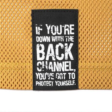 Back Channel-MESH TANK TOP