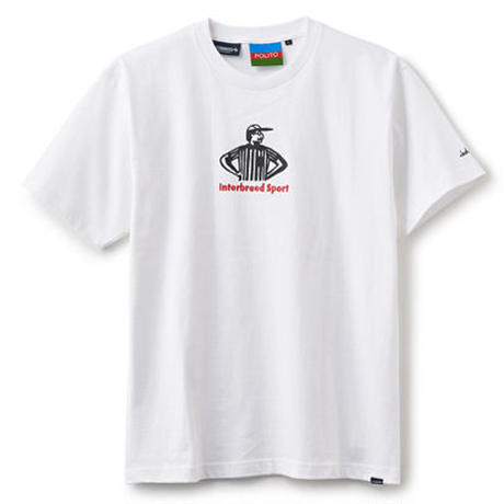 "POLITO X INTERBREED ""THE REFEREE SS TEE"""