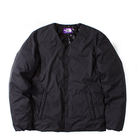 """THE NORTH FACE PURPLE LABEL """"Down Cardigan"""""""