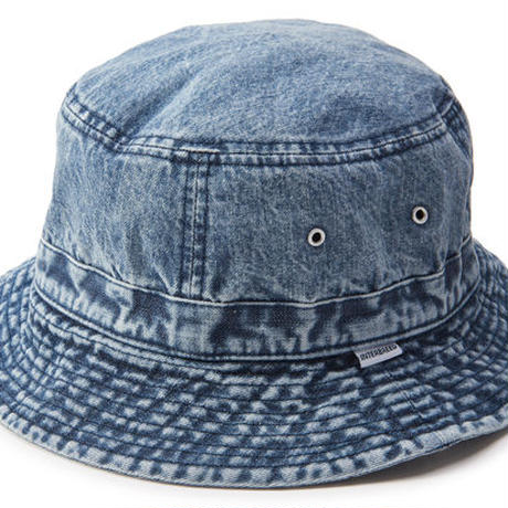 "INTERBREED ""CHEMICAL WASHED BUCKET HAT"""