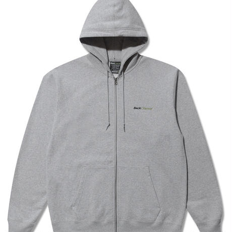 Back Channel-DANCER FULL ZIP PARKA