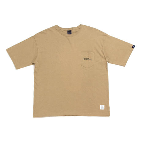 "Benjamins"" Big Pocket T-shirt"